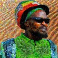 Ras Dumisani en concert