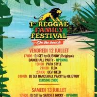 Reggae Family Festival