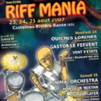 Festival RiffMania 2007