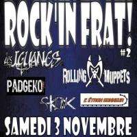 Festival Rock'in FRAT 2018
