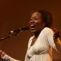 Rokia Traore en concert