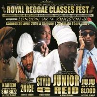 Royal Reggae Classes Festival