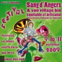 Festival Sang d'Angers