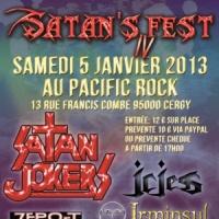 Satan's Fest