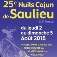 Nuits Cajun & Zydeco de Saulieu