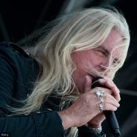 Saxon en concert