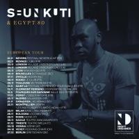 Seun Kuti en concert