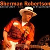 Sherman Robertson en concert