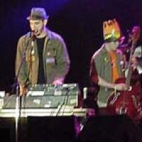 The Slackers en concert