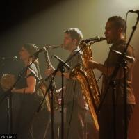 Soul Jazz Orchestra en concert