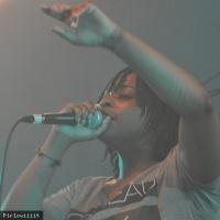 Speech Debelle en concert