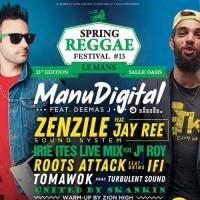 Spring Reggae Fest