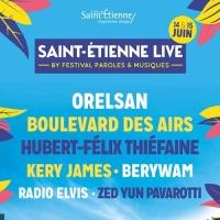 Saint-Etienne Live !