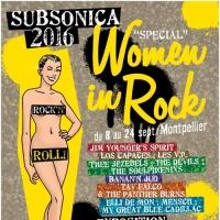 Subsonica Women In Rock