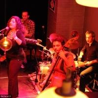 Sudden jazz en concert