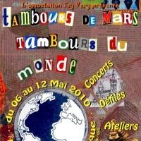 Tambours de Mars, Tambours du Monde
