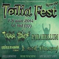 Teilia Fest 2014