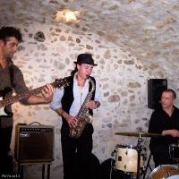 Trio Tentik en concert