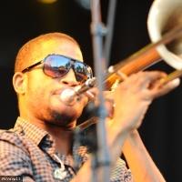 Trombone Shorty And Orleans Avenue en concert