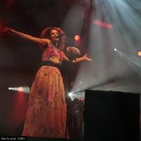 Vanessa Da Mata en concert