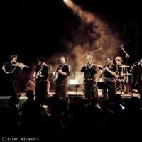 Taraf Dékalé en concert