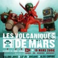 Volcaniques de Mars 2006