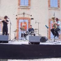 Vrak' Trio en concert