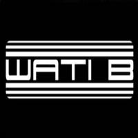 Wati B en concert