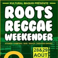 Roots Reggae Weekender