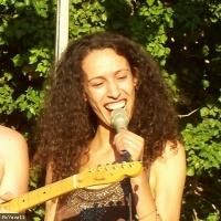 Yasmina en concert