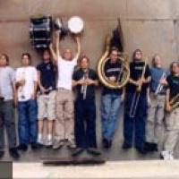 Youngblood Brass band en concert