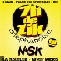 7 Heures de Zik Stéphanoise