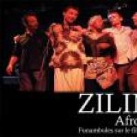 Ziline en concert