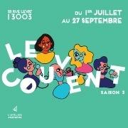 Atelier Juxtapoz - Couvent Levat - Marseille