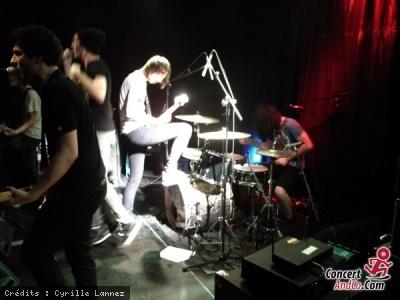 Concert - Le Drak'Art Grenoble 08/03/11