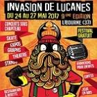 Festival Invasion de Lucanes