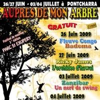 Festival Auprès De Mon Arbre