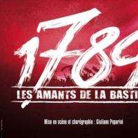 1789 Les Amants de La Bastille en concert