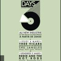3 Days of Rock N'Roll