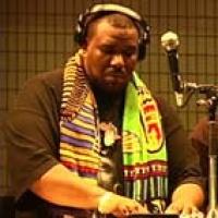 Afrika Bambaataa en concert