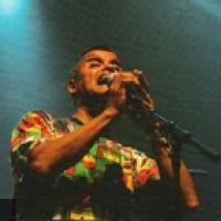 Jimmy Oihid en concert