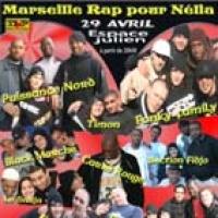 Marseille Rap pour Nelia