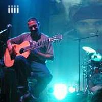 Nitin Sawhney en concert