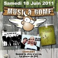 Festival Music à Domf'