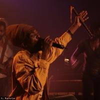 Anthony B en concert