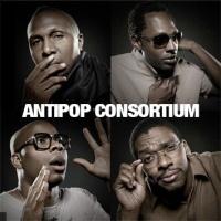 Antipop Consortium en concert