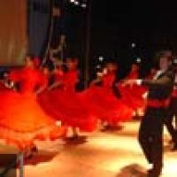Coros y danzas de Baza en concert