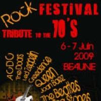 Festival Rock 70' à Beaune