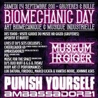Biomechanic Day