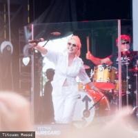 Blondie en concert